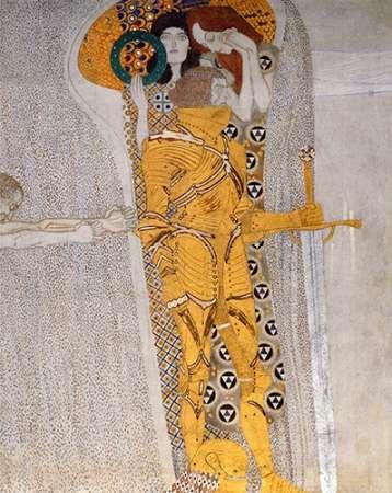 konfigurieren des Kunstdrucks in Wunschgröße Beethoven Frieze (detail 3) von Klimt, Gustav