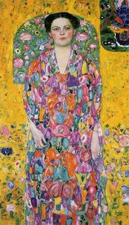 konfigurieren des Kunstdrucks in Wunschgröße Eugenia Primavesi 1914 von Klimt, Gustav