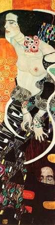 konfigurieren des Kunstdrucks in Wunschgröße Judith II 1909 von Klimt, Gustav