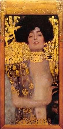 konfigurieren des Kunstdrucks in Wunschgröße Judith (2) von Klimt, Gustav