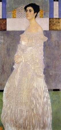 konfigurieren des Kunstdrucks in Wunschgröße Margaret Stonborough-Wittgenstein 1905 von Klimt, Gustav