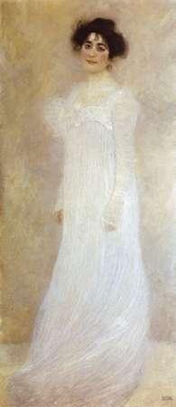 konfigurieren des Kunstdrucks in Wunschgröße Serena Lederer 1899 von Klimt, Gustav