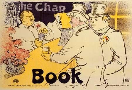 konfigurieren des Kunstdrucks in Wunschgröße The Chap Book von Toulouse-Lautrec, Henri