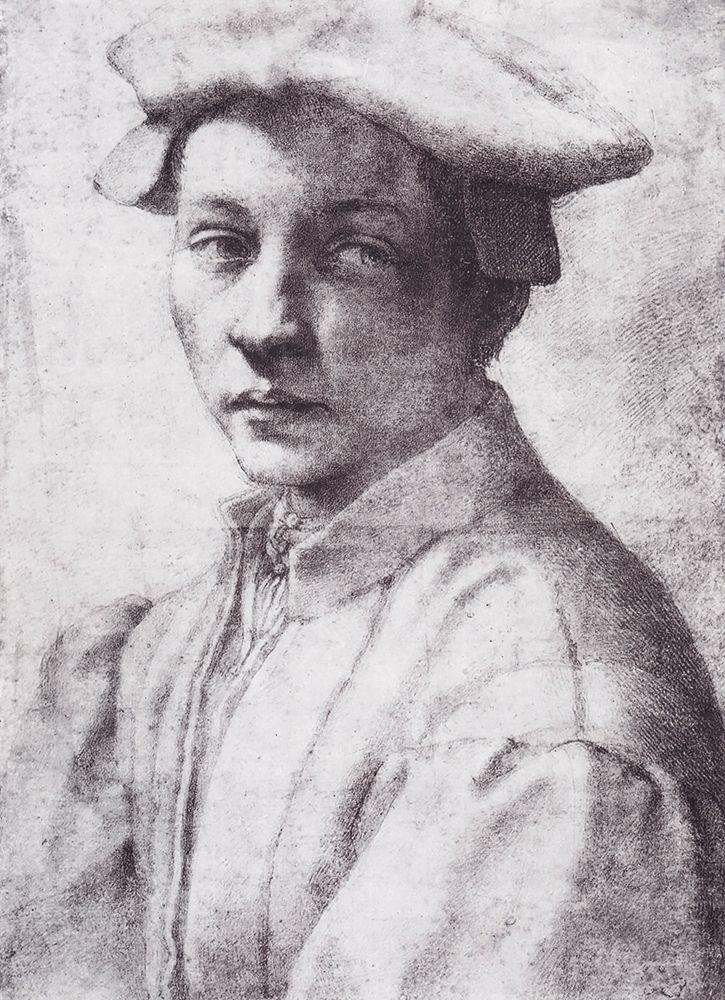 konfigurieren des Kunstdrucks in Wunschgröße Portrait Of Andrea Quaratesi von Michelangelo