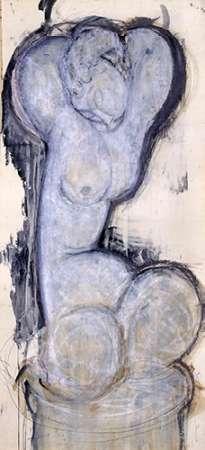 konfigurieren des Kunstdrucks in Wunschgröße Caryatid 4 1 von Modigliani, Amedeo