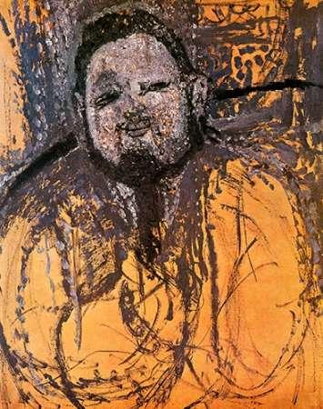 konfigurieren des Kunstdrucks in Wunschgröße Diego Rivera von Modigliani, Amedeo