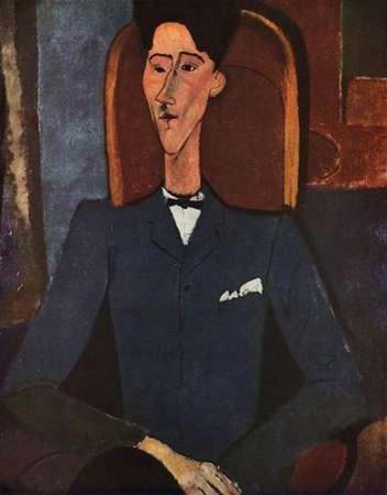 konfigurieren des Kunstdrucks in Wunschgröße Jean Cocteau von Modigliani, Amedeo