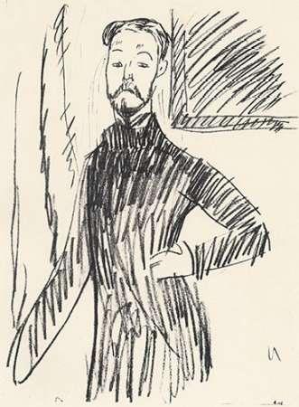 konfigurieren des Kunstdrucks in Wunschgröße Paul Alexandre von Modigliani, Amedeo