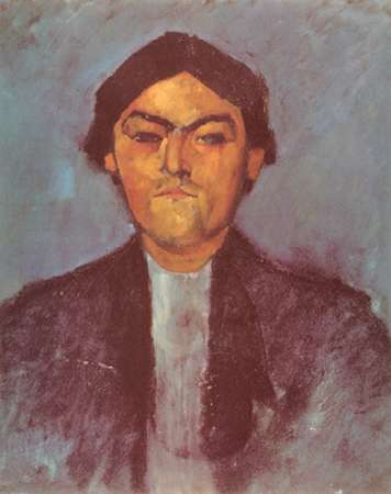 konfigurieren des Kunstdrucks in Wunschgröße Pedro von Modigliani, Amedeo
