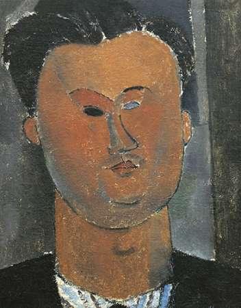 konfigurieren des Kunstdrucks in Wunschgröße Pierre Reverdy von Modigliani, Amedeo