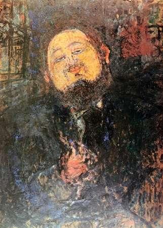 konfigurieren des Kunstdrucks in Wunschgröße Rivera von Modigliani, Amedeo