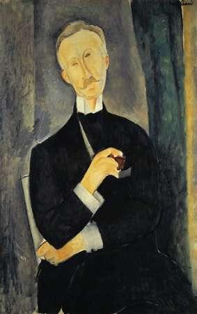 konfigurieren des Kunstdrucks in Wunschgröße Roger Dutilleul von Modigliani, Amedeo
