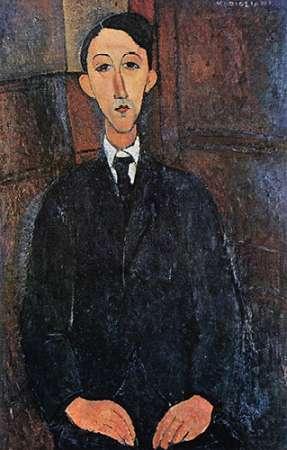 konfigurieren des Kunstdrucks in Wunschgröße The Painter von Modigliani, Amedeo