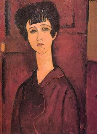 Vistoria von Modigliani, Amedeo <br> max. 81 x 112cm <br> Preis: ab 10€