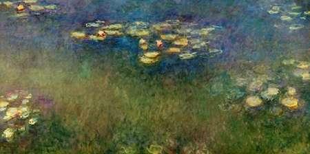 konfigurieren des Kunstdrucks in Wunschgröße Water Lilies Giverny von Monet, Claude