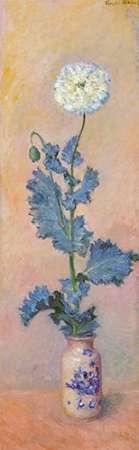 konfigurieren des Kunstdrucks in Wunschgröße White Poppy von Monet, Claude