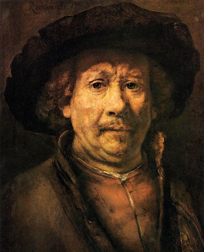 Van Rijn, Rembrandt