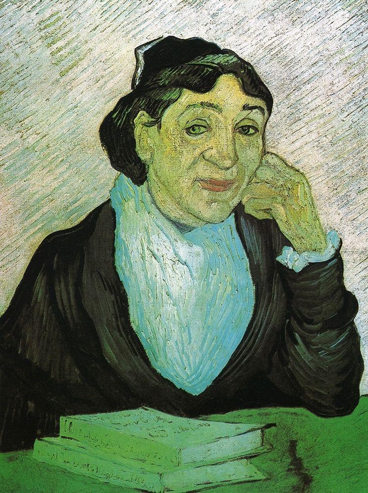 konfigurieren des Kunstdrucks in Wunschgröße Madame Trabuc von Van Gogh, Vincent