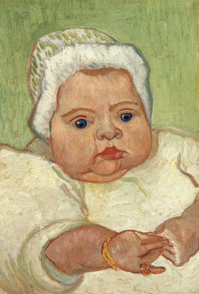 konfigurieren des Kunstdrucks in Wunschgröße Marcelle Roulin von Van Gogh, Vincent