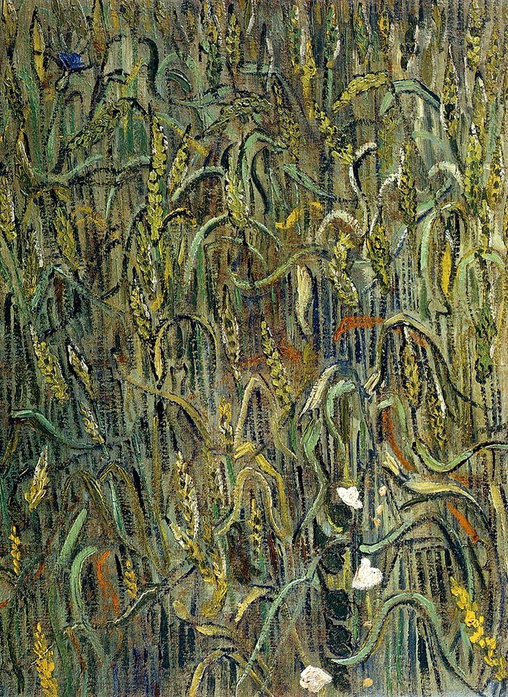 konfigurieren des Kunstdrucks in Wunschgröße Ears Of Wheat von Van Gogh, Vincent