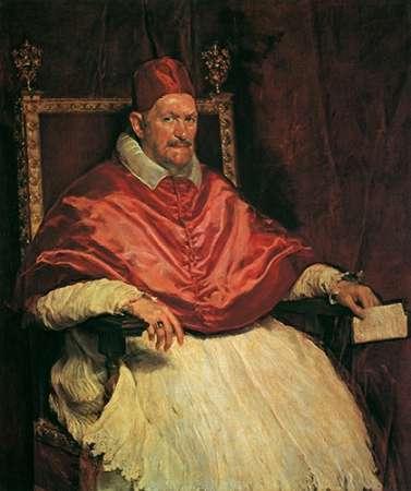 Pope Innocent X von Velazquez, Diego <br> max. 91 x 112cm <br> Preis: ab 10€