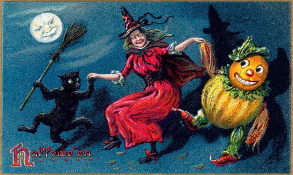 Halloween von Halloween <br> max. 102 x 61cm <br> Preis: ab 10€