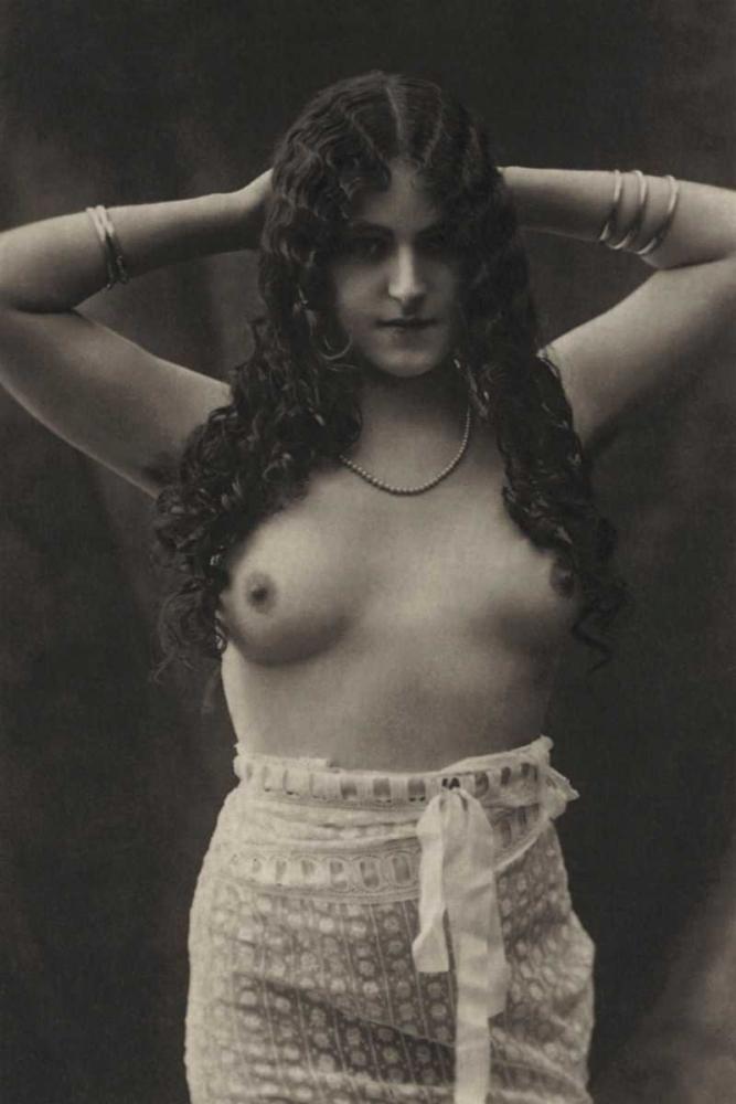 konfigurieren des Kunstdrucks in Wunschgröße Necklace and Bracelets von Vintage Nudes
