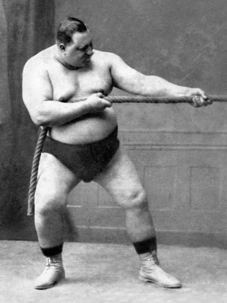 Vintage Muscle Men