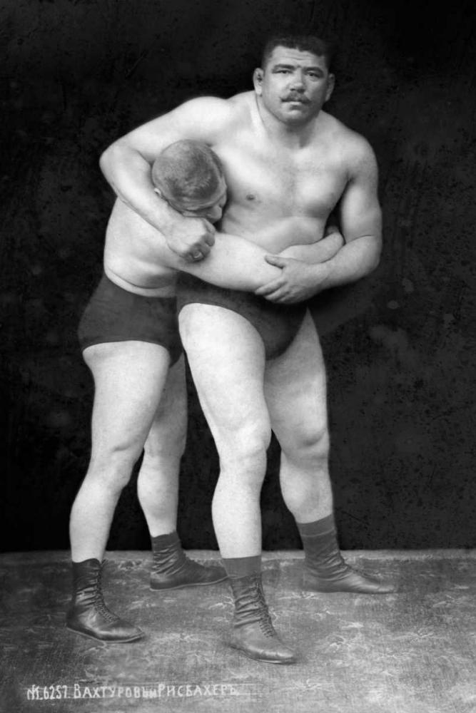 Vintage Wrestler