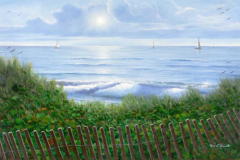 Beach of Dreams von Romanello, Diane <br> max. 165 x 109cm <br> Preis: ab 10€