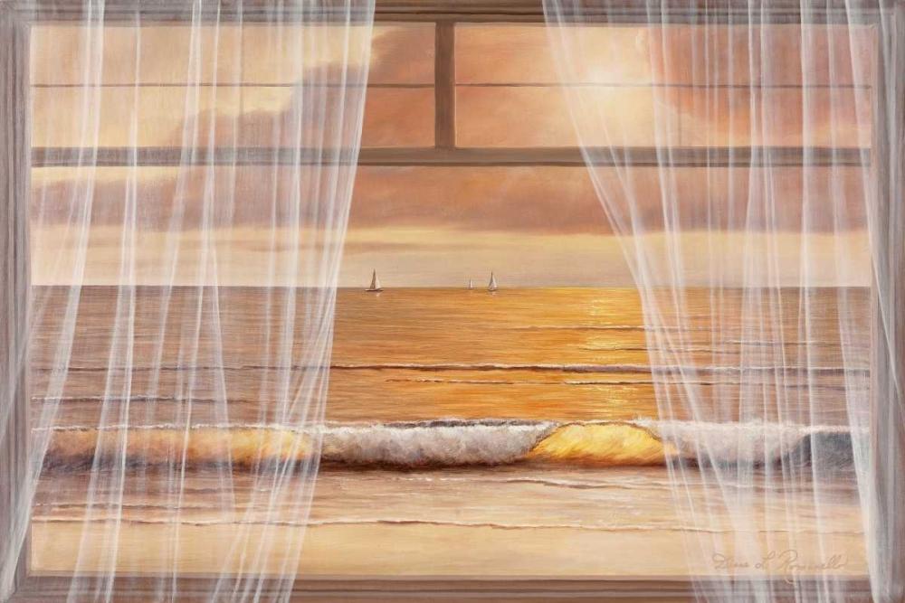 View of the Sunset von Romanello, Diane <br> max. 165 x 109cm <br> Preis: ab 10€