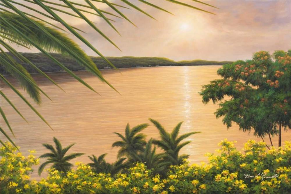 konfigurieren des Kunstdrucks in Wunschgröße Wonder of the Tropics von Romanello, Diane