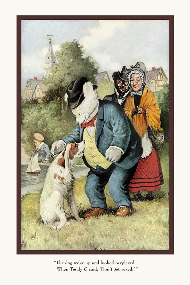 konfigurieren des Kunstdrucks in Wunschgröße Teddy Roosevelts Bears: Dont Get Vexed von Culver, R.K.