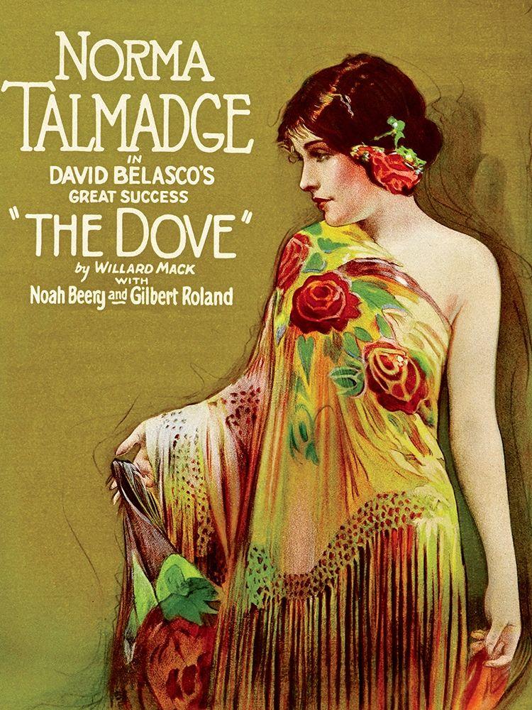 konfigurieren des Kunstdrucks in Wunschgröße Vintage Film Posters: Dove von Unknown
