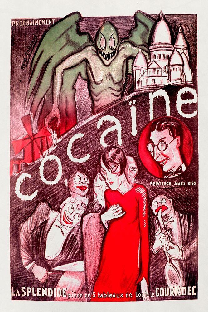 Vintage Vices, Rene Galliard