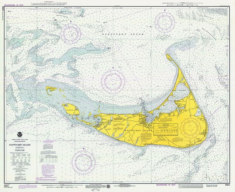 NOAA Historical Map and Chart Collection