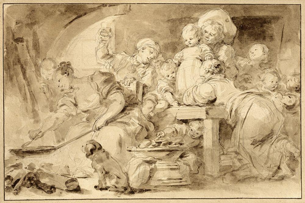 Fragonard, Jean-Honor├®