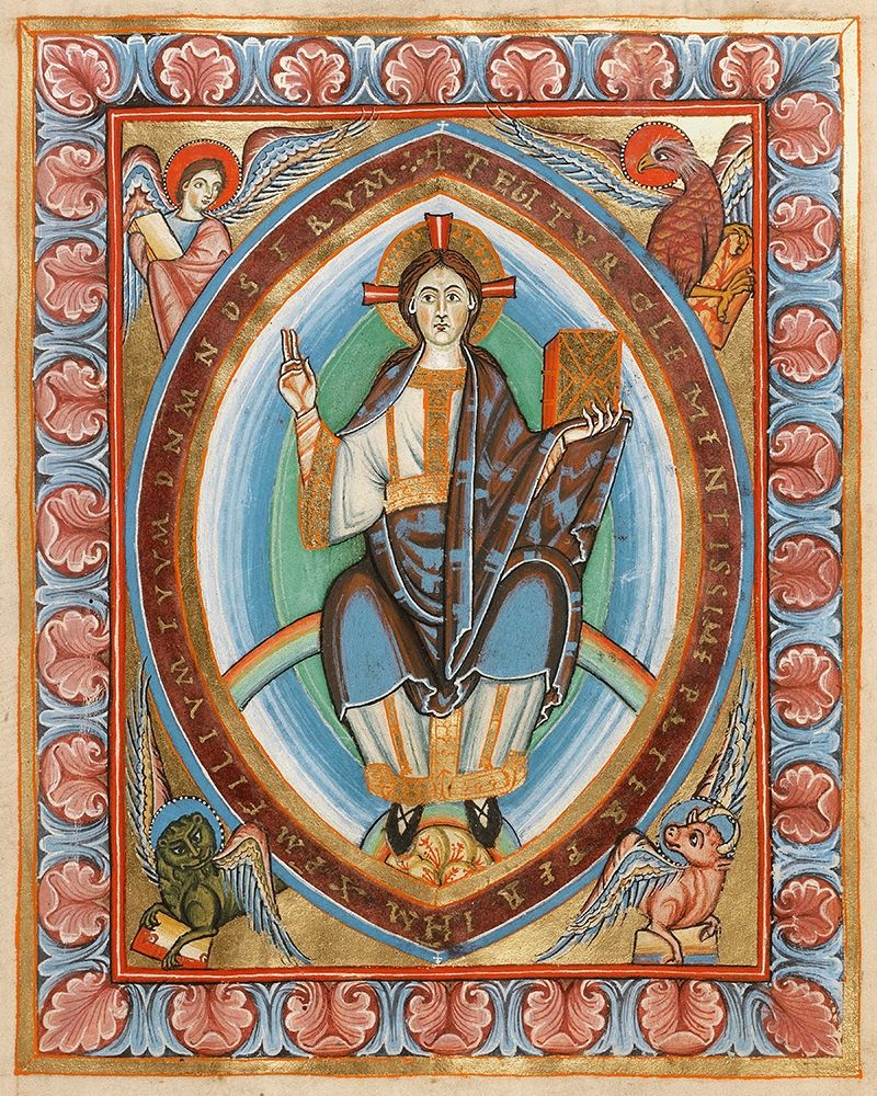 Illuminator, Unknown 11th Century