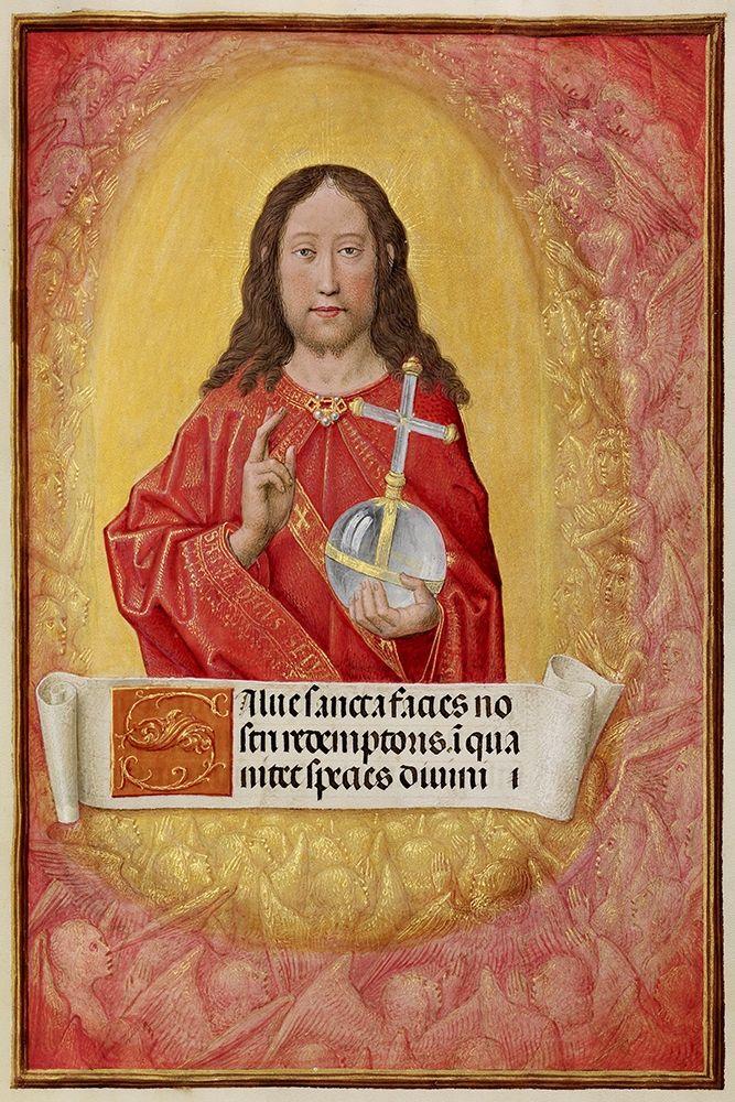 Illuminator, Unknown 16th Century Flemish
