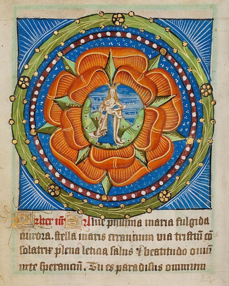 Illuminator, Unknown 12 Century