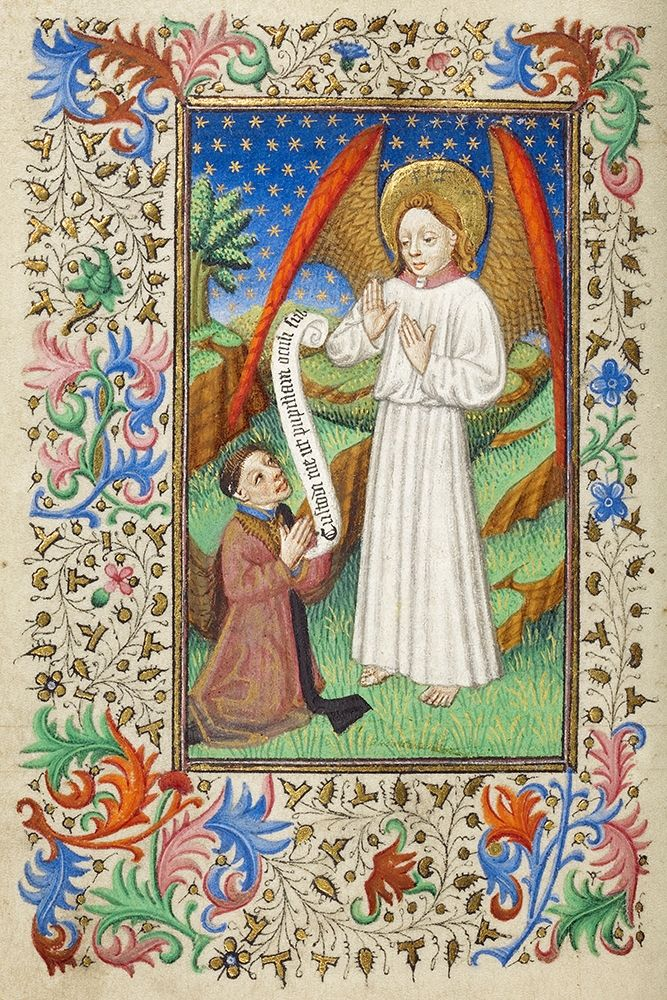 Illuminator, Unknown 15th Century French