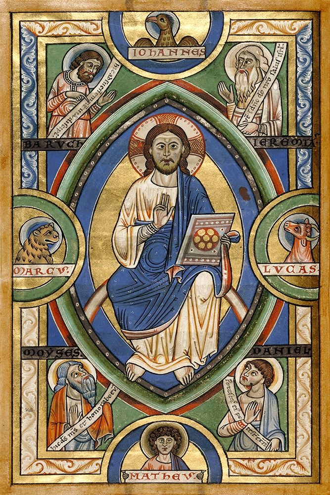 Illuminator, Unknown 12th Century