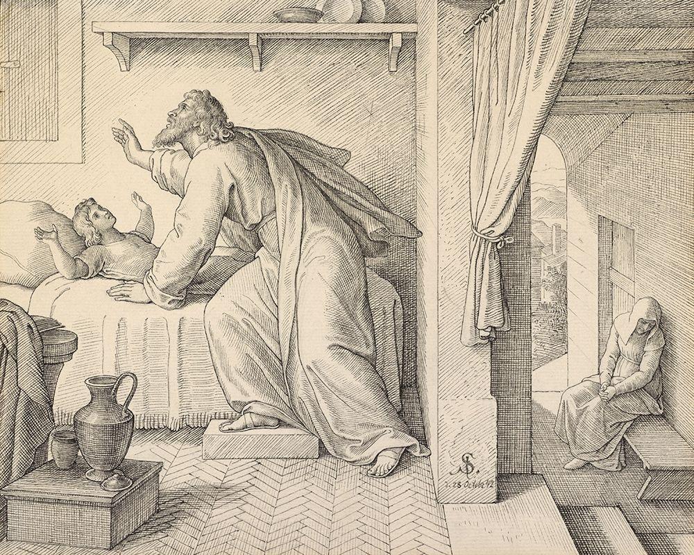 Von Carolsfeld, Julius Schnorr