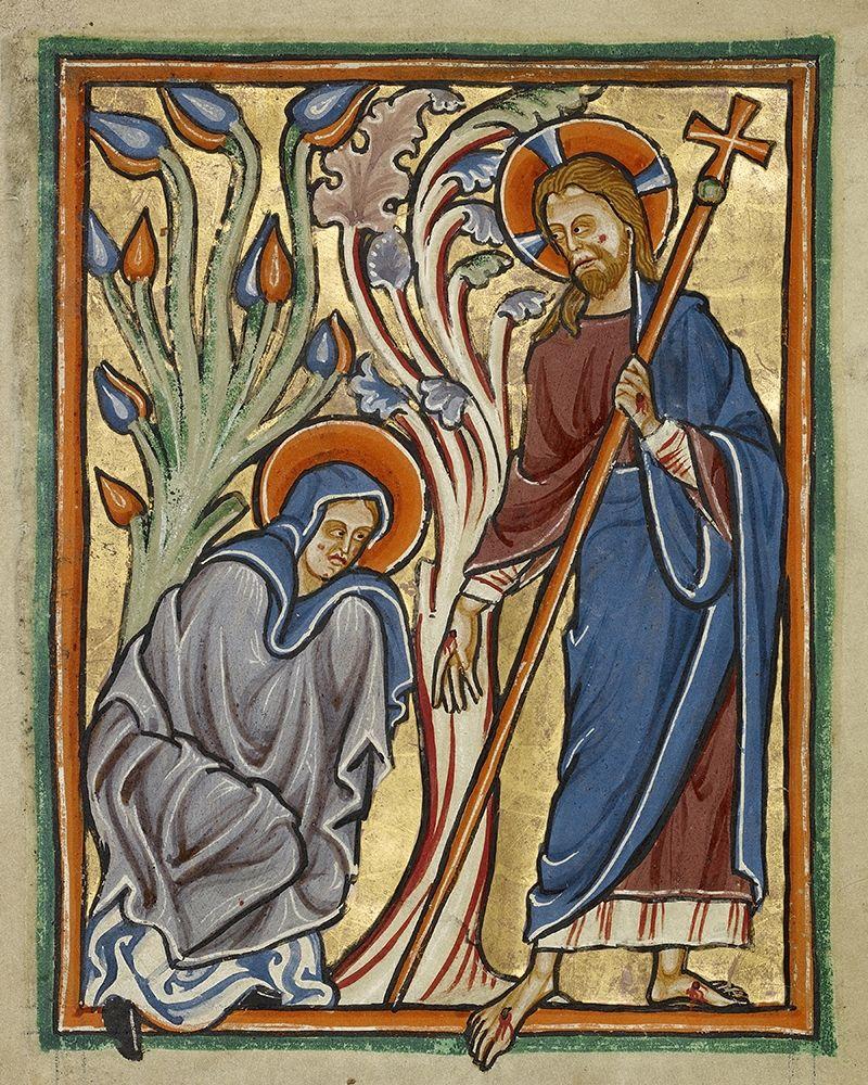 Illuminator, Unknown 12th Century English