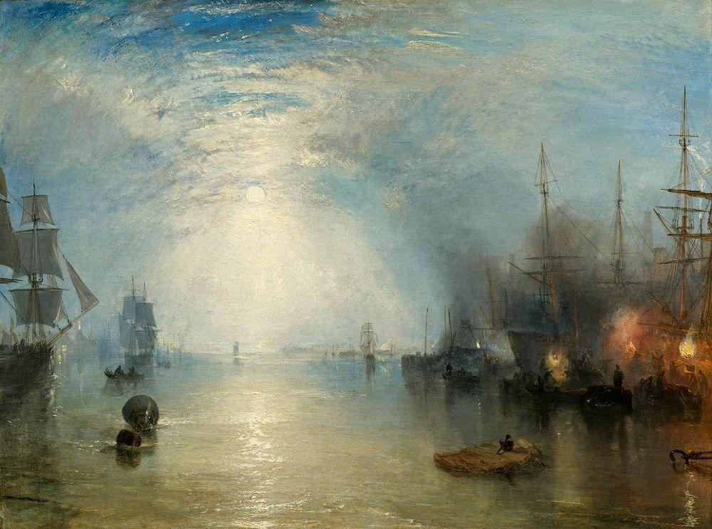 Turner, Joseph Mallord--William