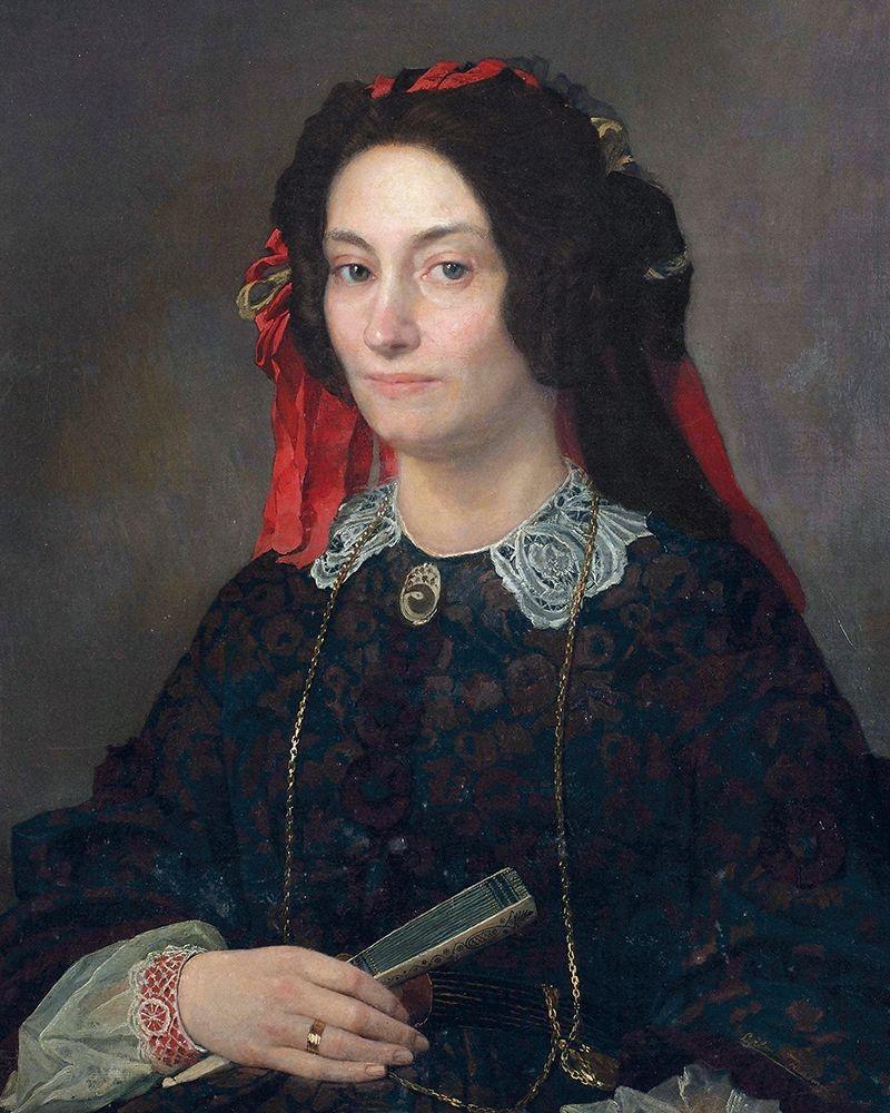 konfigurieren des Kunstdrucks in Wunschgröße Marie Josphine Jacoba van Marcke de Lummen von Alma-Tadema, Sir Lawrence