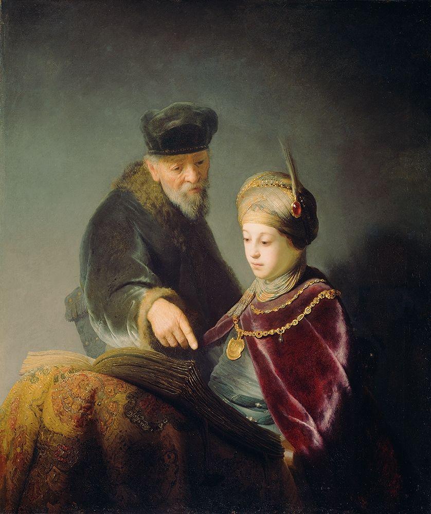 Rembrandt Harmensz van Rijn, Workshop of