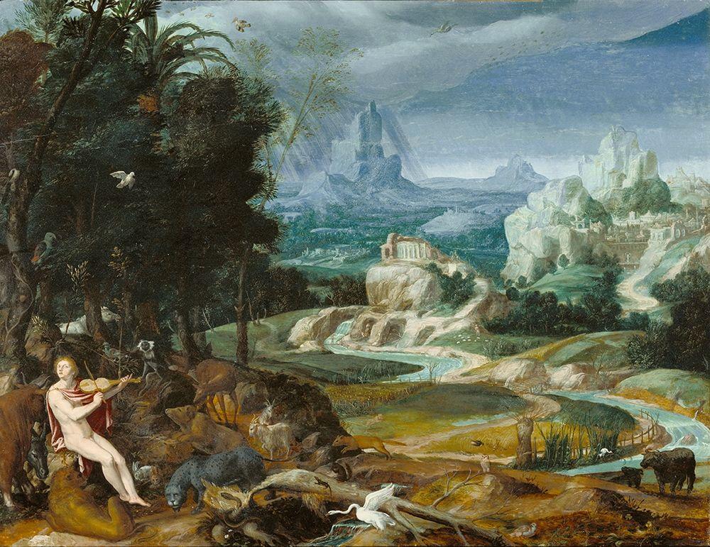 Painter, Unknown 16th Century Flemish