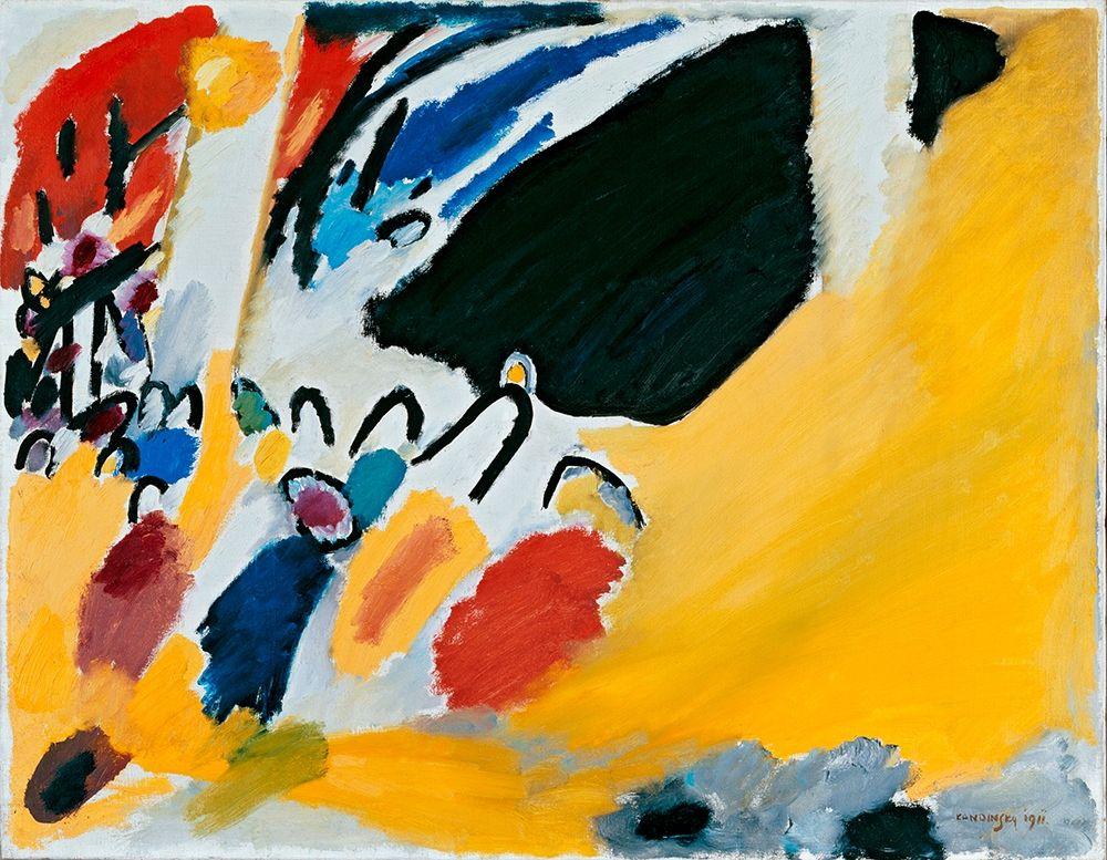 konfigurieren des Kunstdrucks in Wunschgröße Impression III - Concert, 1911 von Kandinsky, Wassily