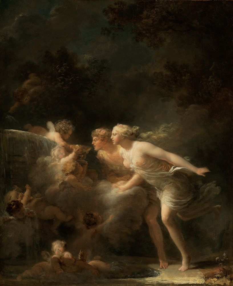 Fragonard, Jean-Honore